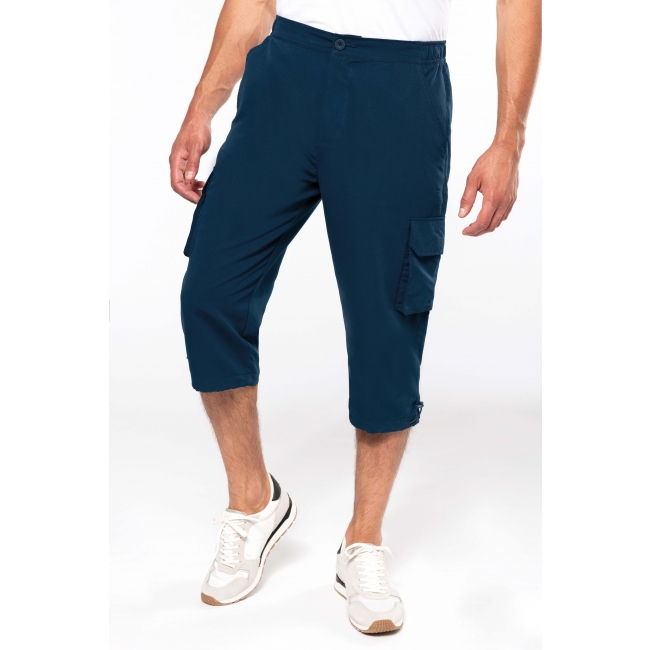 PA1004 Leisurewear cropped trousers