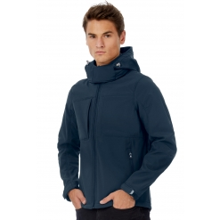 B&C Hooded Softshell/Men