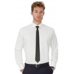 B&C Black Tie LSL/Men