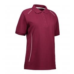 ID 0329 Pro Wear polo shirt piping