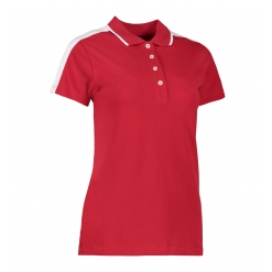 ID 0531 Ladies' polo shirt | contrast band