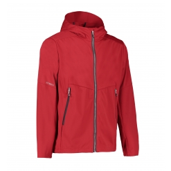 ID 0836 Men's lightweight soft shell jacket