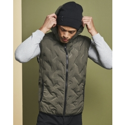 G21031 Man quilted vest