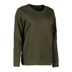 ID 0683 Organic O-neck ladies' sweat