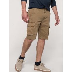 K754 Kariban multi-pocket shortsid