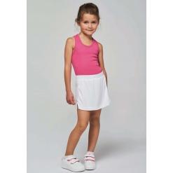 PA166 Tüdrukute tenniseseelik