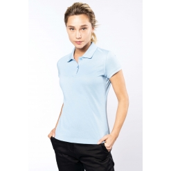 K275 Ladies' short-sleeved polo shirt