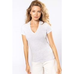 K3029 Ladies' BIO150 V-neck t-shirt