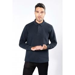 WK4000 Polo neck sweatshirt