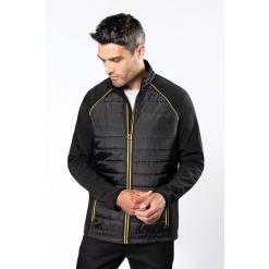 K6147 Unisex dual-fabric DayToDay jacket