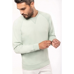 K480 Kariban Men's organic cotton sweatshirt