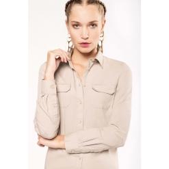 K591 Ladies' long-sleeved safari shirt