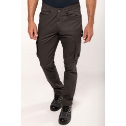WK703 Mens eco-friendly multipocket trousers