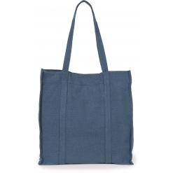 KI5207 Hand-woven canvas shopping bag