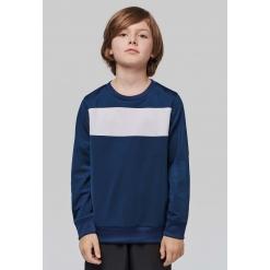 PA374 Kids' polyester sweatshirt