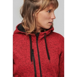 PA366 Proact Ladies' Heather hoodie
