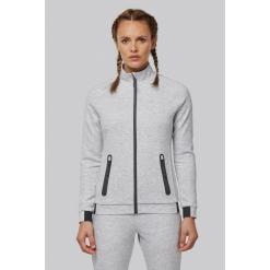 PA379 Ladies' high neck jacket