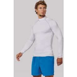 PA4017 Mens technical long-sleeved T-shirt with UV protection