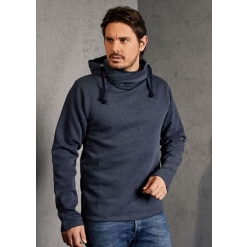 PD 2111 Men's Heather Hoody