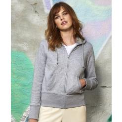B&C Hooded Full Zip/Women