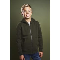 ID 40638 CORE full zip hoodie kids