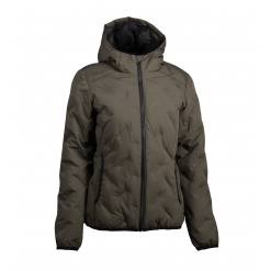 G11030 Woman quilted jacket