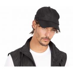 KP152 Sports cap in soft mesh