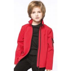 K402 Kariban laste softshell jakk