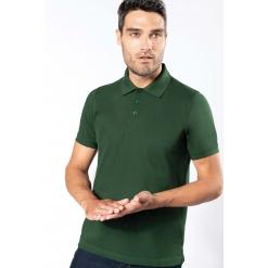 WK274 Men's shortsleeved polo shirt