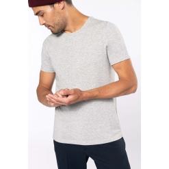 K3012 Men's short-sleeved crew neck t-shirt