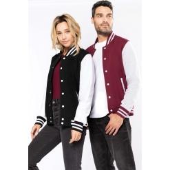 K497 Unisex teddy fleece jacket