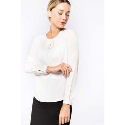 K5003 Ladies' long-sleeved crepe blouse