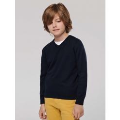 K9109 Kids' V-neck jumper