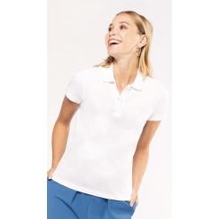 K2026 Ladies Organic 180 piqué polo shirt