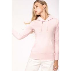 K4028 Ladies eco-friendly hooded sweatshirt