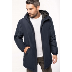 K6152 Recycled hooded parka