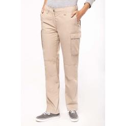 K746 Kariban taskutega püksid naistele