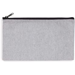 KI5701 Recycled zipped pouch