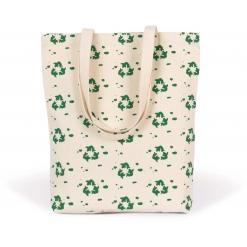 KI7202 Patterned shopping bag