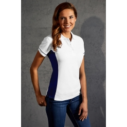 PD 4525 Women´s Function Contrast Polo