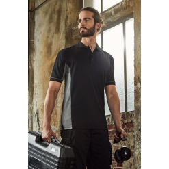 PD 4520 Men´s Function Contrast Polo