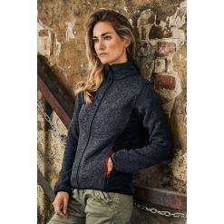 PD 7705 Knit Workwear Jacket naistele