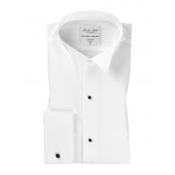 S165 Poplin Dress Shirt LSL