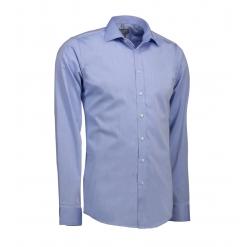 SS30 Fine Twill Long Sleeve Slim Fit triiksärk