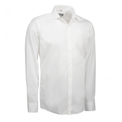 SS402 Poplin Long Sleeve Slim Fit triiksärk